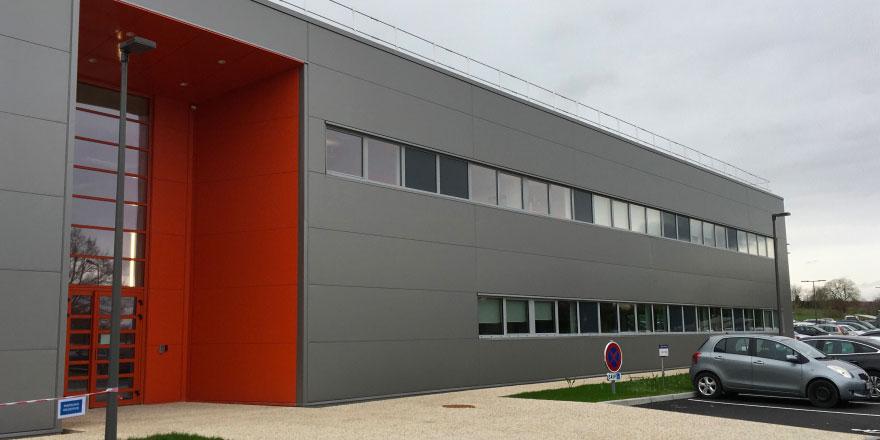 Tours : Condate livre un immeuble clé-en-main pour Sogarep (Groupe AXA)