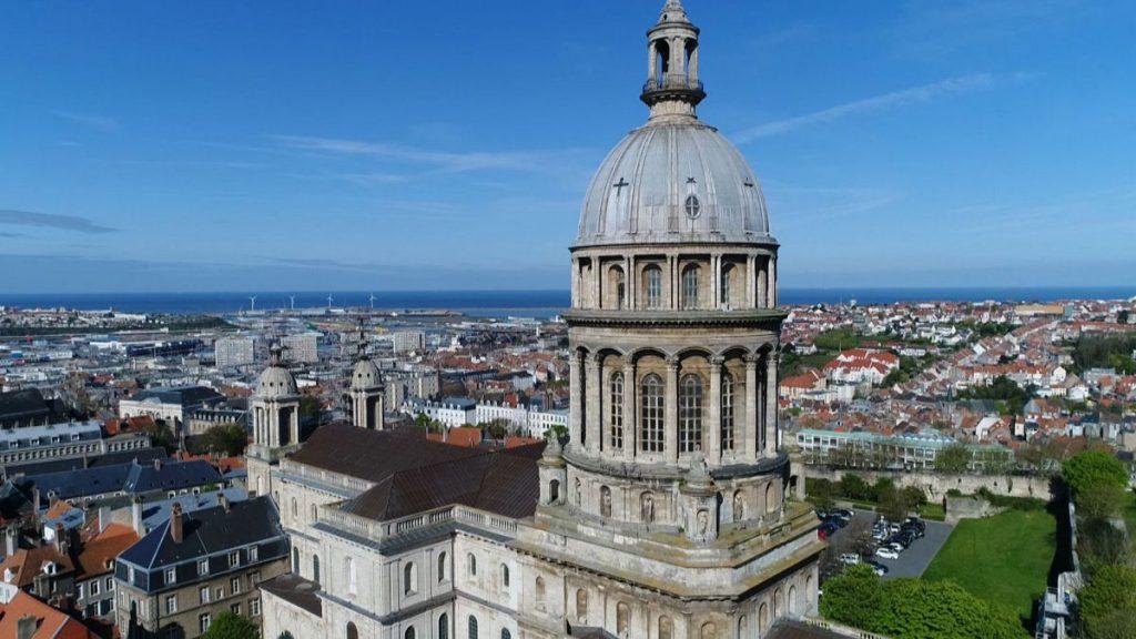 Boulogne-Sur-Mer : Externalisation des murs d'une pharmacie