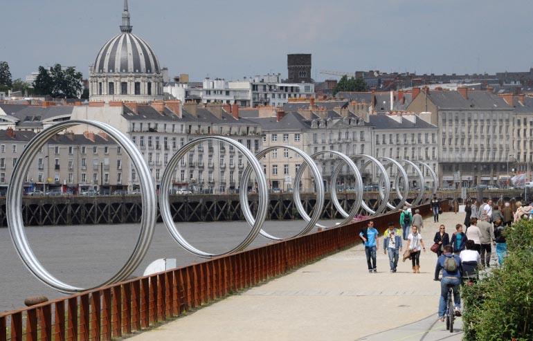 Nantes : Vente de murs commerciaux sur l'Ile Feydeau