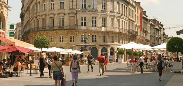 Bordeaux : Une SCPI s'offre des murs commerciaux Cours d'Alsace-Lorraine
