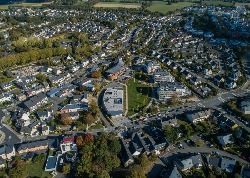Rennes : Cession de locaux commerciaux à Chantepie
