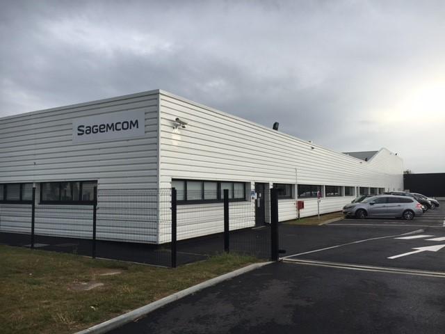 Dinan : Vente des locaux de Sagemcom