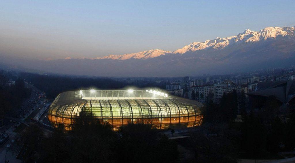 Grenoble : Une SCI familiale cède des murs commerciaux Quartier Stade des Alpes