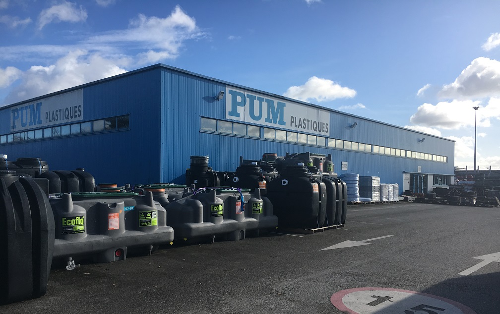 La Roche-sur-Yon : Une foncière privée acquiert des locaux loués à Pum Plastiques
