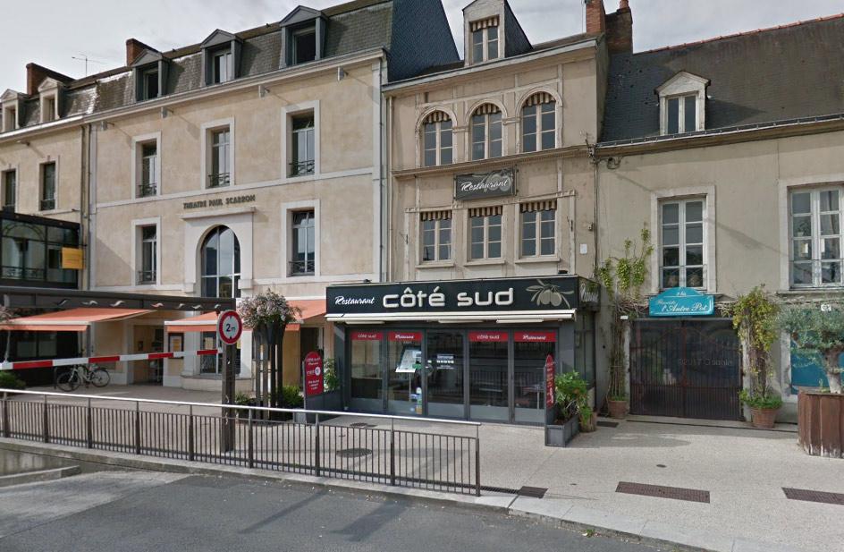 Le Mans : Vente des murs du restaurant Coté Sud place des Jacobins