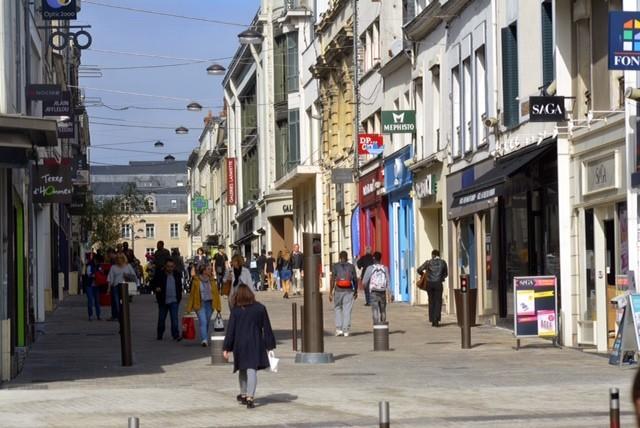 Le Mans : Une SCPI s'offre des murs commerciaux rue des Minimes