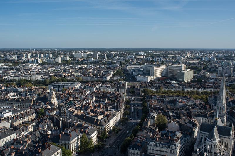 Nantes : un investisseur privé s'offre les murs de l'hôtel Amiral rue Scribe