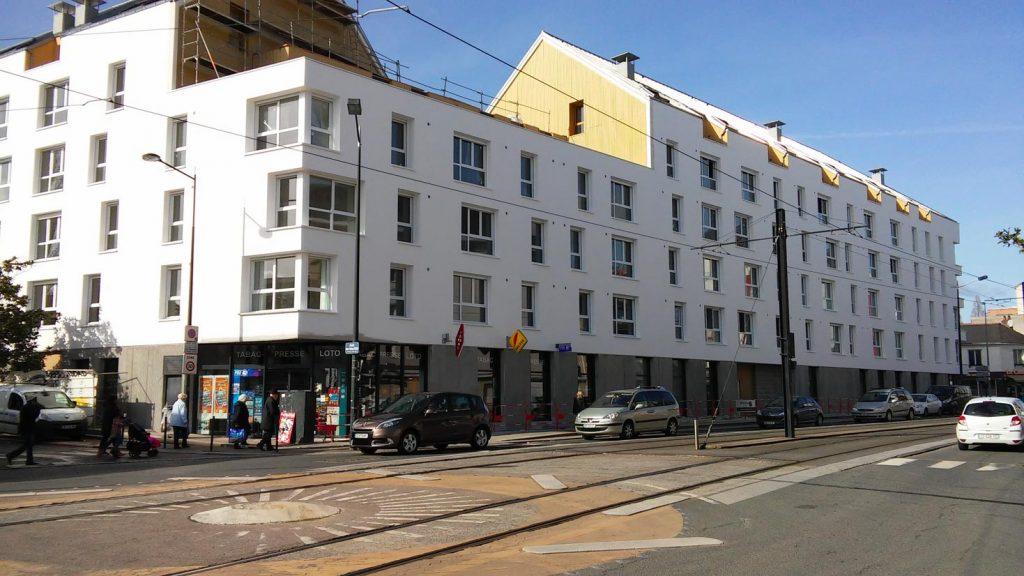 Nantes : Une foncière privée acquiert 810 m² d'une résidence senior