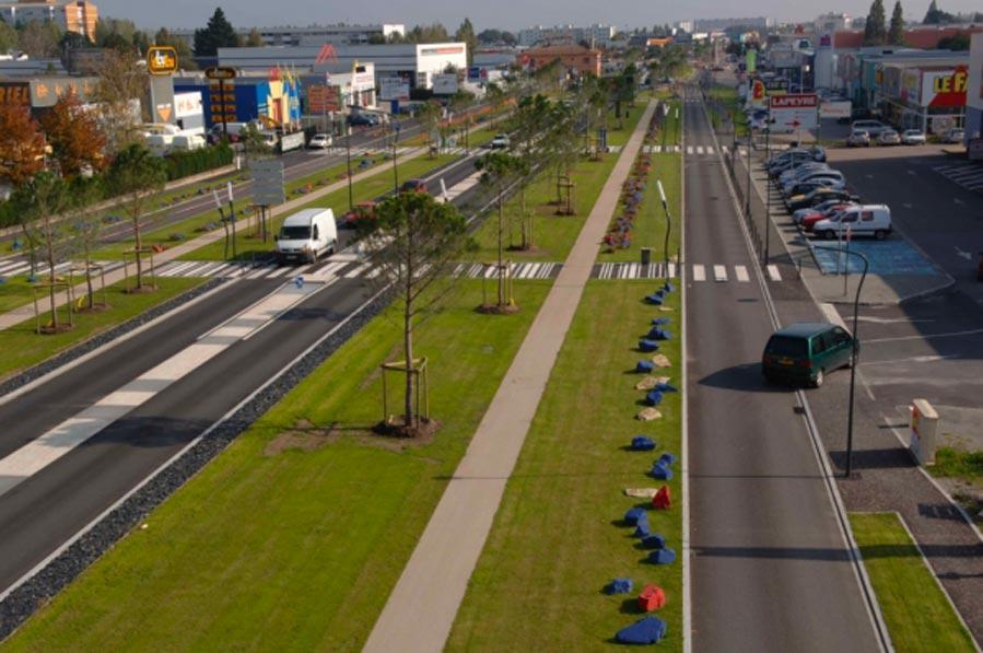Nantes : Vente de Murs Commerciaux Route de Vannes