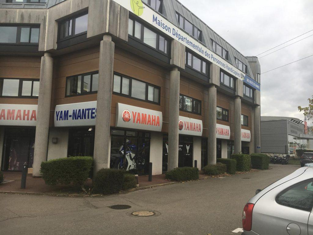 Nantes : Un family office rennais acquiert les murs de la concession Yamaha