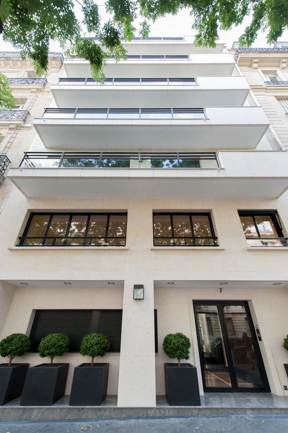 Paris 16 : Un investisseur privé rennais acquiert le 7 Poincaré