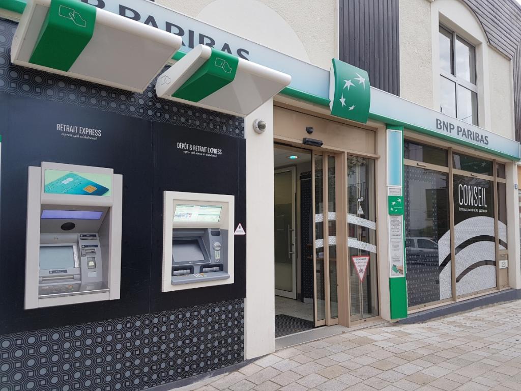 Pornichet : Des investisseurs privés s'offrent les murs de la BNP