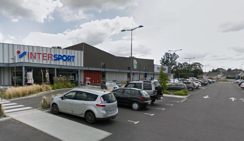 Redon : Une foncière privée acquiert des locaux commerciaux sur la zone Nord