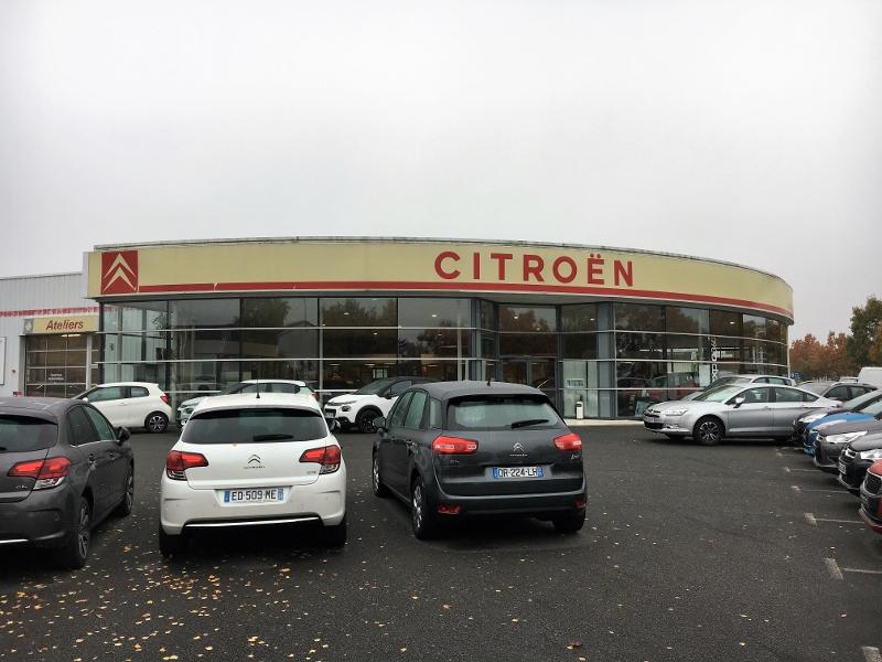 Redon : Vente des murs de la concession Citroën