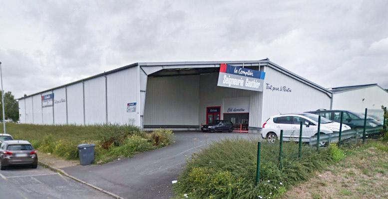 Rennes : Vente d'un portefeuille de 9 locaux de commerce et d'activités