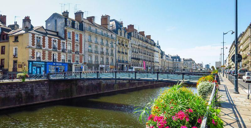 Rennes : Une SCPI investit dans des murs loués à un agence d'intérim