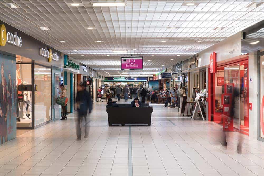 Rennes : Un OPPCI acquiert des locaux au sein du centre commercial des Longs Champs