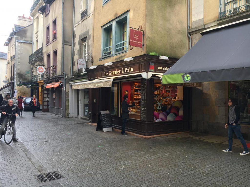 Rennes : Un investisseur institutionnel s'offre des murs rue Vasselot