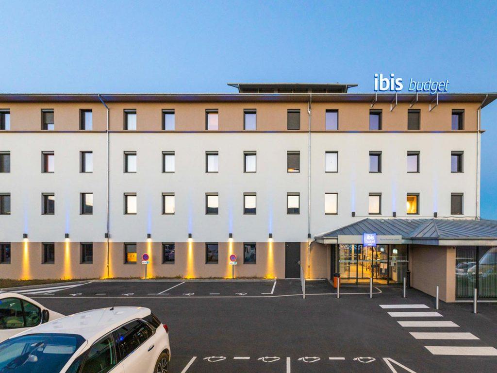 Rennes : Un investisseur privé acquiert en VEFA un hôtel Ibis Budget**
