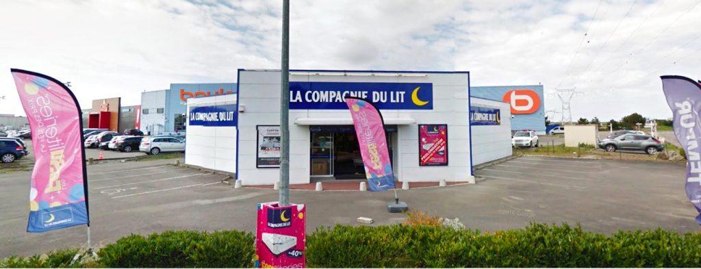 Saint-Nazaire : Un investisseur privé acquiert des locaux commerciaux sur le zone de Trignac