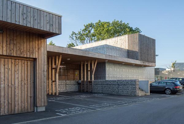 Saint-Herblain : Un investisseur privé acquiert des murs de crèche au sein de Parc Armor