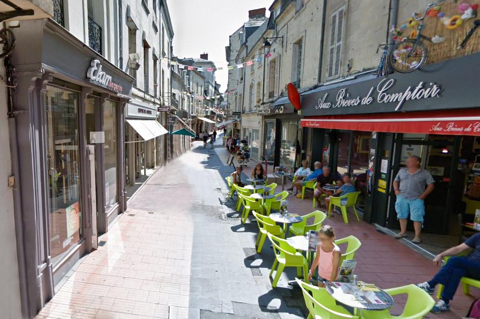 Saumur : Une SCPI acquiert les murs du Etam Lingerie