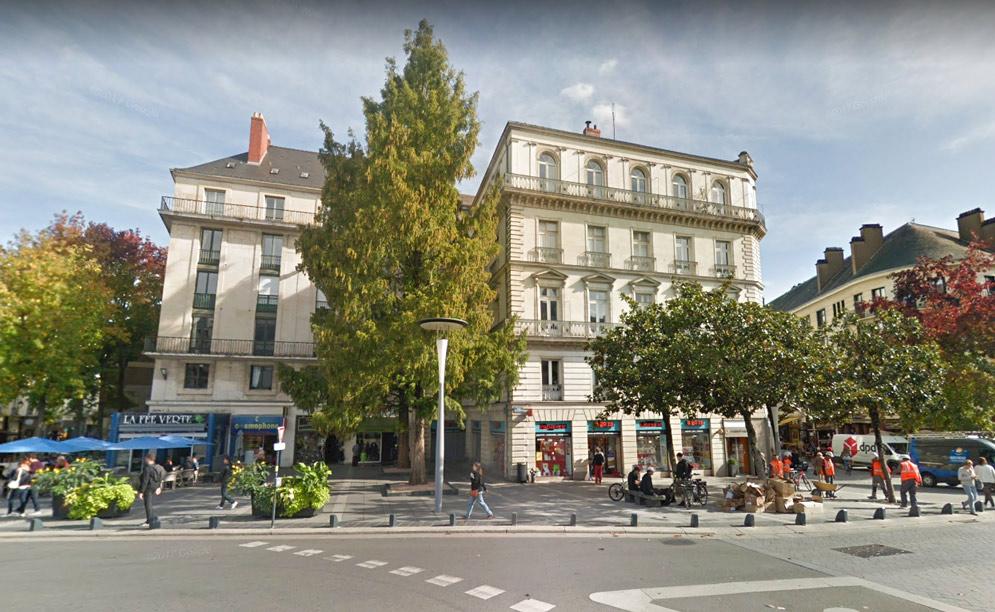 Nantes : un club-deal d'investisseurs privés s'offre des murs commerciaux Cours des 50 otages