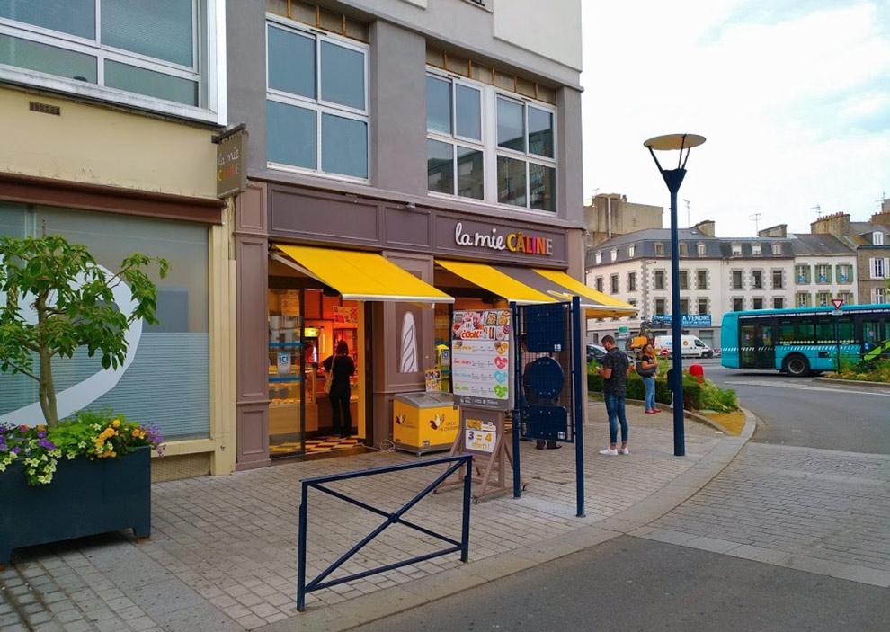 Saint-Brieuc : Une SCPI acquiert des murs commerciaux loués à la Mie Câline