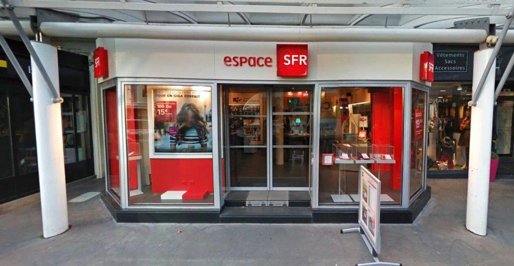 Saint-Nazaire : Les murs de la boutique SFR changent de main
