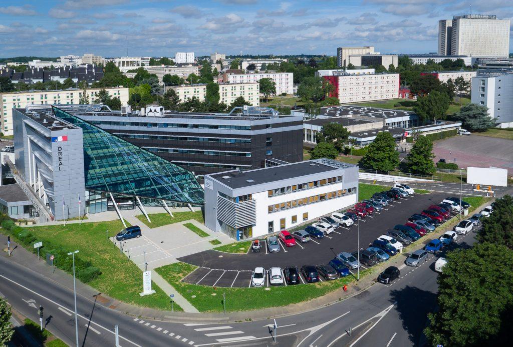 Caen : Une SCPI partenaire acquiert un ensemble immobilier loué à la DREAL et l'ASN