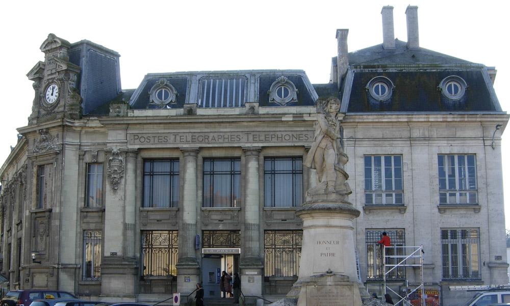 Saumur : un investisseur privé s'offre les murs de La Poste Centrale