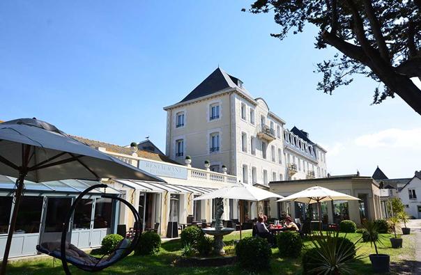 Saint-Malo : Le Grand Hôtel de Courtoisville ouvre une nouvelle page de son histoire