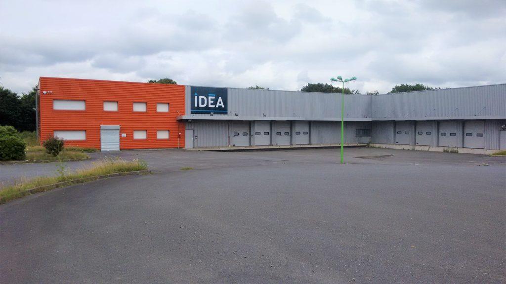 Brest : une SCPI acquiert un bâtiment logistique loué par IDEA