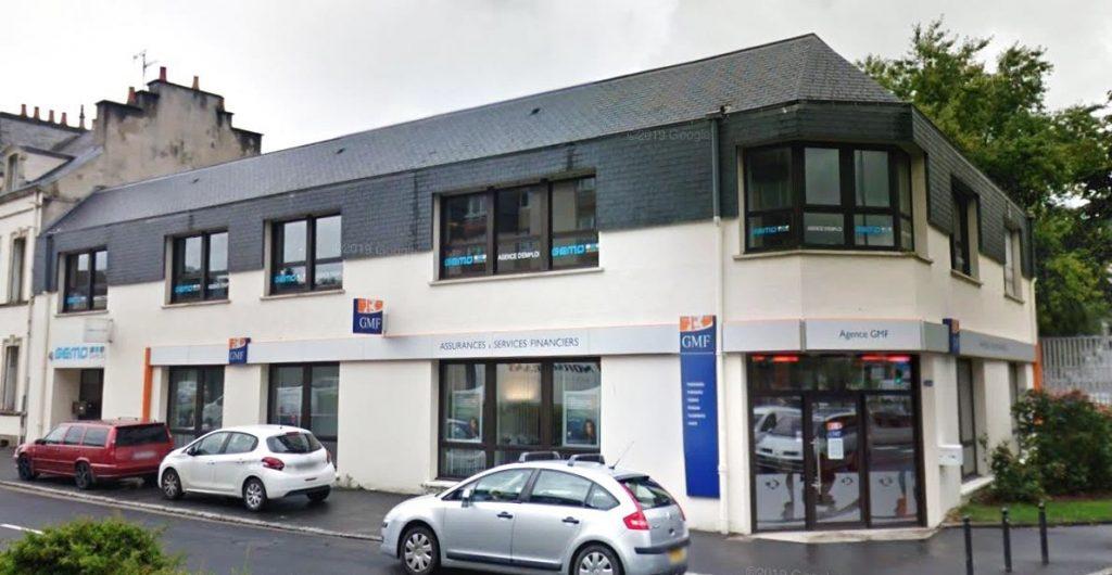 Cherbourg : un investisseur privé acquiert un immeuble mixte en bloc